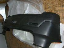 Бампер задний на Mitsubishi ASX