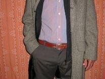 """Пальто мужское,осеннее,стиль """"Деловое-Классик"""""""